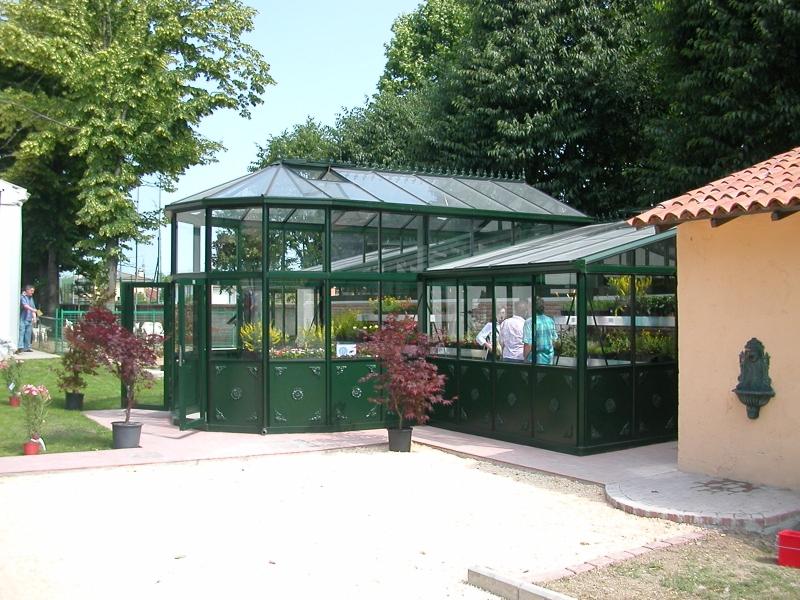 Sehr Orangerie Gewächshaus » Kaufen beim Experten | Selfkant-Wolters UD26