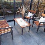 Sitzgruppe-Laurel-Bench-Eisenguss-und-Holz-Gartenmöbel-02