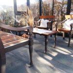 Sitzgruppe-Laurel-Bench-Eisenguss-und-Holz-Gartenmöbel-05