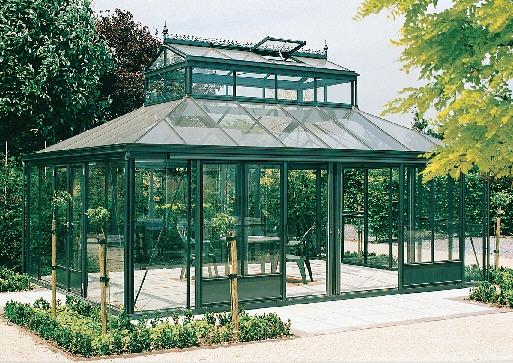 Gewächshaus Orangerie-32