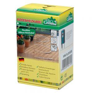 Gewächshaus Zubehör - Bodenheizkabel-2