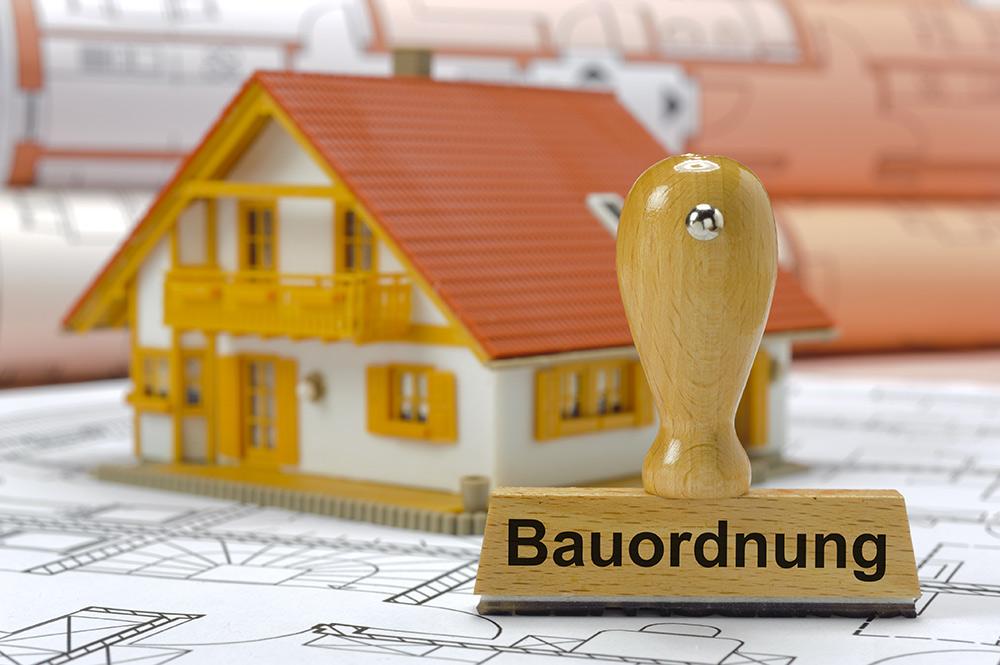Gewächshaus - Bauordnung