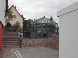 Retro Gewächshaus 03