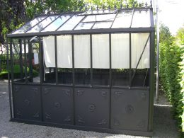 Retro Gewächshaus 10