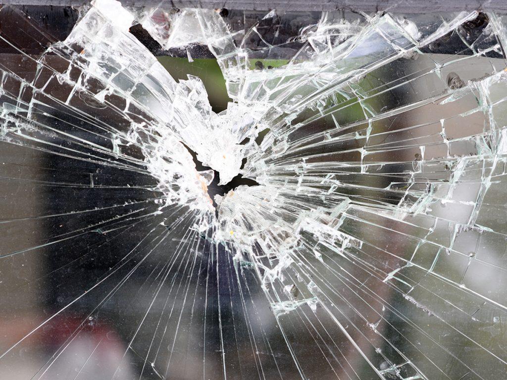 Glasbruch bei hochwertigen Gewächshäusern ist besonders ärgerlich