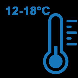 Milde Temperatur